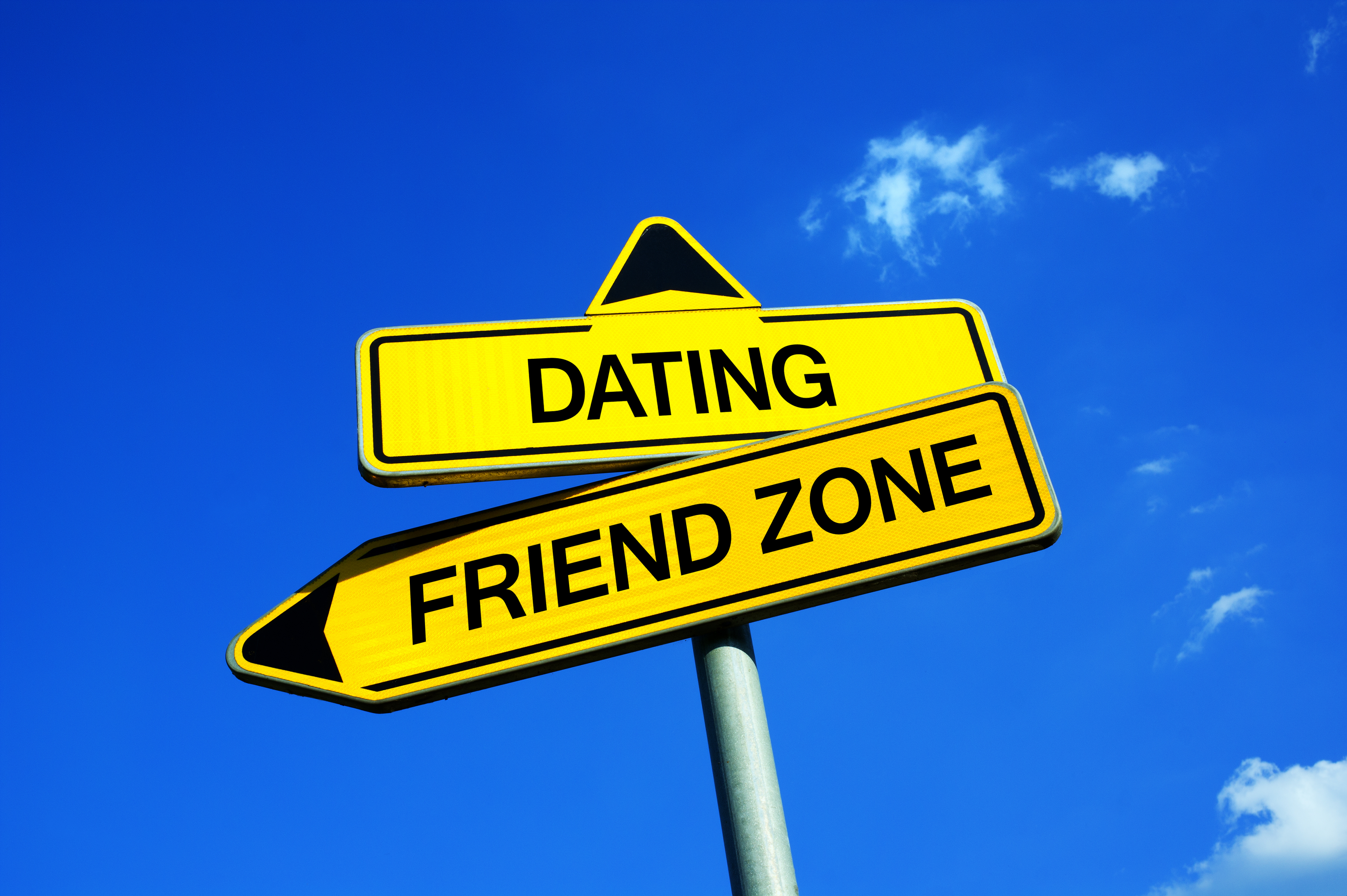 Escaping the friend zone askmen dating